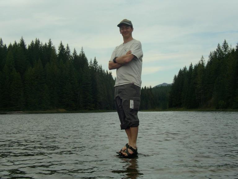 dan on water1